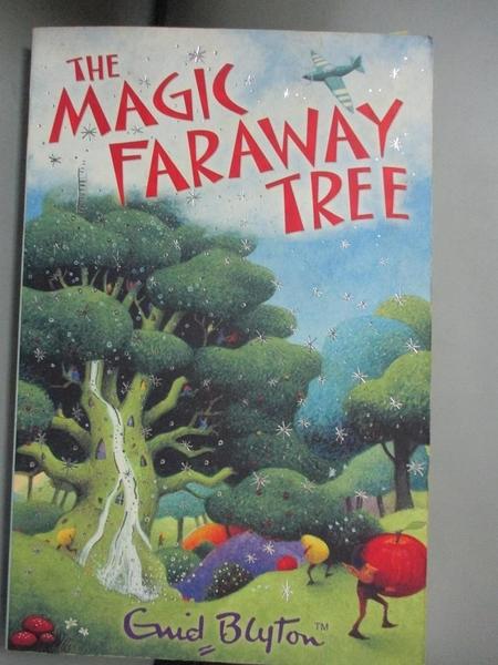 【書寶二手書T5/原文小說_KFS】The Magic Faraway Tree_Enid Blyton