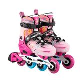 溜冰鞋SOFT溜冰鞋兒童全套裝3-5-6-8-10歲旱冰鞋滑冰鞋男女輪滑鞋初學者LX 【熱賣新品】