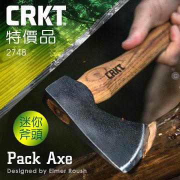 [好也戶外]CRKT Pack Axe 斧頭 No.2748