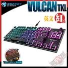 [ PCPARTY ] 德國冰豹 ROCCAT VULCAN TKL RGB 紅軸 英文 機械式 電競鍵盤