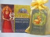 【書寶二手書T1/星相_LAY】Goddess Inspiration Oracle Guide
