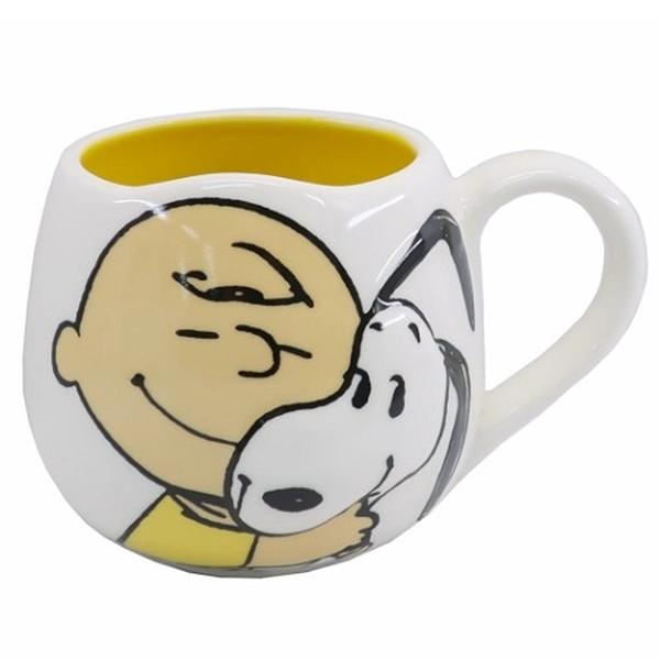 耀您館|MC立體史努比馬克杯250ml查理布朗SNOOPY茶杯SPY-771(瓷製)圓頭小子史奴比杯子