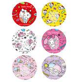 三麗鷗 凱蒂貓 美樂蒂 雙子星 日本製 貼式掛勾 無痕重複黏貼水洗 浴室廚房房間玄關 共6款 862429