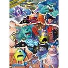 【台製拼圖】HPD0520-125 Monsters Inc - 怪獸電力公司(3) 520 片拼圖