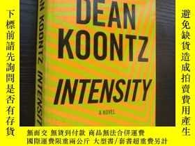 二手書博民逛書店Intensity罕見《強度》 品好未閱Y146810 Dean