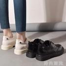 皮鞋ins女英倫風春季女鞋網紅韓版百搭學生平底單鞋子 檸檬衣舍