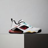 Nike Jordan Mars 270 Low 男鞋 白紅綠 氣墊 避震 舒適  籃球鞋 DB5919-181