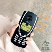 復古諾基亞美圖手機殼T9m6s/m8s/T8S/v6個性軟殼女【步行者戶外生活館】