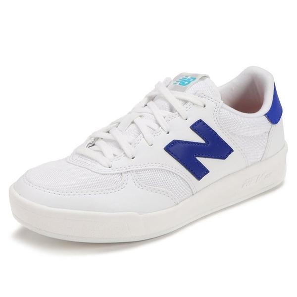 New Balance 女款復古皮革休閒鞋-NO.WRT300CE