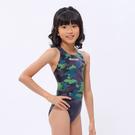 MARIUM 小女競賽型泳裝 - 渲染迷...