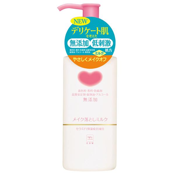 牛乳石鹼 COW 無添加卸妝乳(150ml)【小三美日】