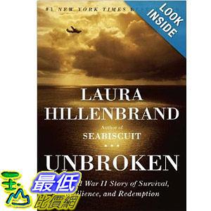 【103玉山網】 2014 美國銷書榜單 Unbroken: A World War II Story of Survival, Resilience, and Redemption  $908
