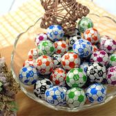 哈哈球 足球巧克力 巧克力球 300克(60顆) 買兩包加贈20顆 哈哈球代可可脂巧克力 【正心堂】