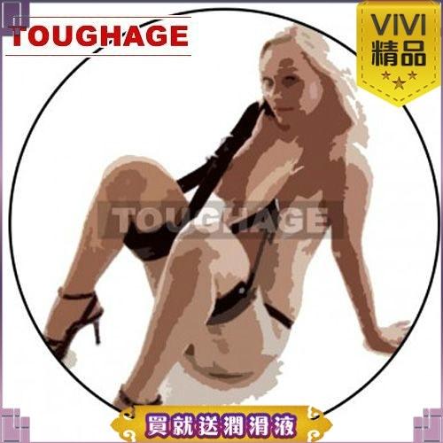 情趣用品【ViVi精品】美國駭客Toughage-Deluxe Portable Leather Thigh Sling 豪華便攜式皮革大腿吊索