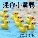 魚缸造景裝飾擺件 卡哇伊微景觀多肉裝飾品可愛迷你DIY標簽小擺件─預購CH1033