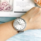 FOSSIL美國品牌Madeline魅力名媛時尚晶鑽腕錶ES4539公司貨