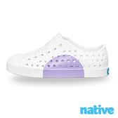 native 小童鞋 JEFFERSON 小奶油頭鞋-珍珠紫