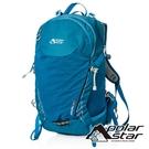 【PolarStar】透氣健行背包27L『藍色』P20814 露營.戶外.旅遊.多隔間.登山背包.後背包.肩背包