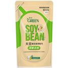 綠的 GREEN 植系洗潔精 深層去味 補充包 500ml