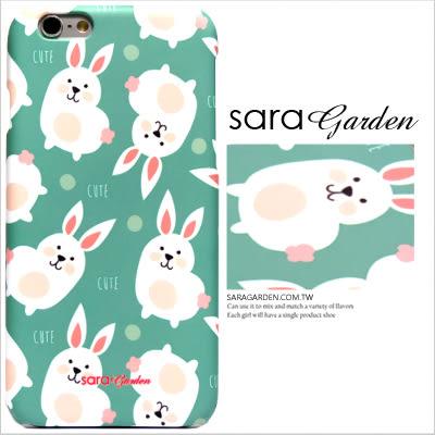 3D 客製 手繪 滿版 可愛 兔兔 iPhone 6 6S Plus 5 5S SE S6 S7 M9 M9+ A9 626 zenfone2 C5 Z5 Z5P M5 G5 G4 J7 手機殼