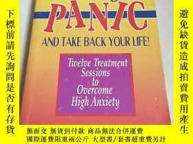 二手書博民逛書店master罕見your panic and take back