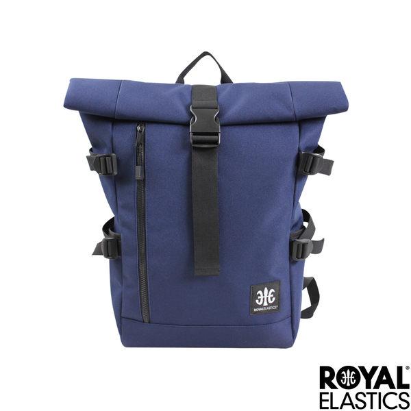 Royal Elastics - Hunter都會獵人系列 - 後背包 - 藍色