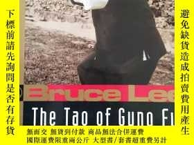 二手書博民逛書店Bruce罕見Lee :The Tao of Gung Fu A Study in the Way of Chin