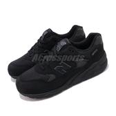 New Balance 休閒鞋 NB 580 黑 灰 男鞋 女鞋 Gore-Tex 防水設計 運動鞋 【PUMP306】 MTX580GAD