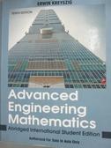 ~書寶 書T6 /大學商學_QIZ ~Advanced Engineering Mathe