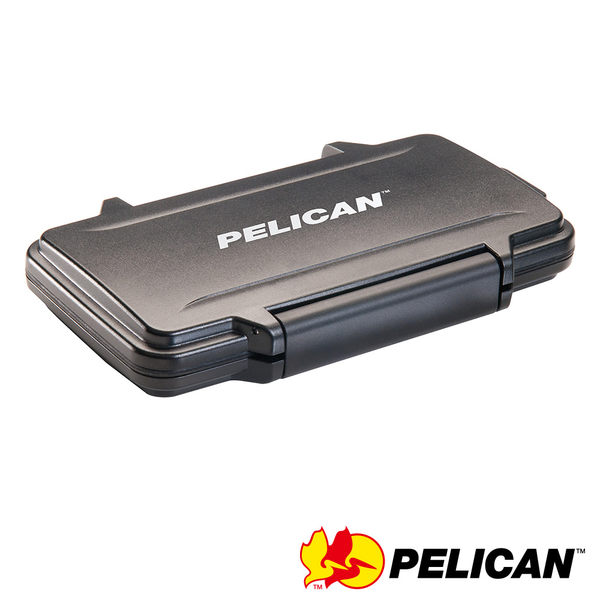 美國 PELICAN 派力肯 0945 CF 記憶卡收納盒 (黑) Sandisk 創見 通用收納箱 公司貨