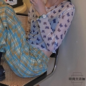 長袖網紗t恤女裝夏季薄款防曬上衣韓版打底衫【時尚大衣櫥】