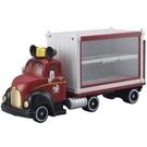 TOMICA 迪士尼夢幻展示貨車(內含車頭及一車廂) DS82146迪士尼小汽車