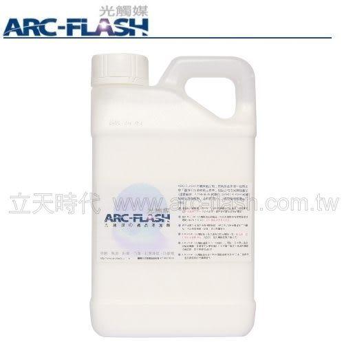 ARC-FLASH光觸媒織品添加劑 1000g 環保補充瓶─抗菌脫臭、自淨防霉、抗UV