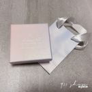 【ap29】粉紫漸層禮物盒飾品紙盒紙袋二件組-項鍊/手鍊/耳環/戒指適用