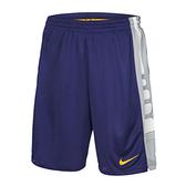 Nike AS TEAM BB GAME DAY SHORT [703216-545] 男 籃球 短褲 快乾 排汗 紫銀