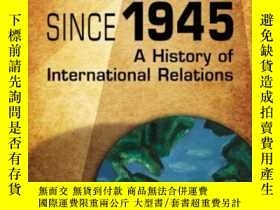 二手書博民逛書店The罕見World Since 1945Y364682 Wayne C. Mcwilliams Lynne