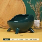 寵物碗 貓碗保護頸椎陶瓷貓食盆護頸貓糧碗水碗寵物狗飯盆防打翻貓咪用品【快速出貨好康八折】