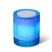 藍芽音箱手機重低音炮插卡發光七彩燈迷你家用戶外 韓小姐