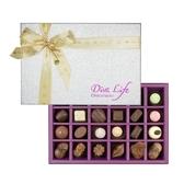【Diva Life】經典二十四入 音樂聖誕版(比利時手工夾心巧克力)