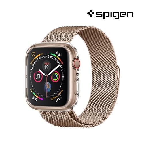 Spigen Apple Watch Series 4 代 44mm Liquid Crystal 超薄吸震保護殼 蘋果 手錶 保護殼 透明 清透