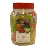 盛香珍蒟蒻椰果果凍桶-綜合口味1500g【愛買】