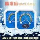 濕度計八角壁掛指針式干溫度計濕度計工業高精度室內藥房大棚溫濕度錶3C公社