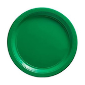 7吋圓盤20入-森林綠
