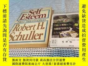 二手書博民逛書店英文原版罕見self Esteem : the new refo