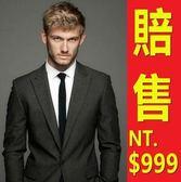 桑蠶絲領帶 男配件-窄版素面商務紳士手打領帶2色66ae1[巴黎精品]