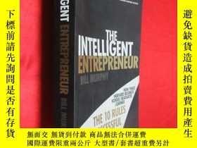 二手書博民逛書店The罕見Intelligent Entrepreneur (大