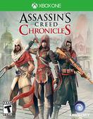 X1 Assassin's Creed Chronicles 刺客教條:編年史三部曲(美版代購)