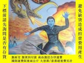 二手書博民逛書店英文原版書:罕見Book of Magic (Diadem Wo