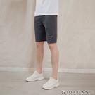 【GIORDANO】男裝棉質抽繩短褲 -...