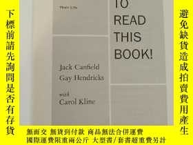 二手書博民逛書店You ve罕見got to read this book(1)